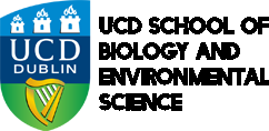 Logo of UCD School of Biology and Environmental Science